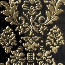 דקור פרח זהב