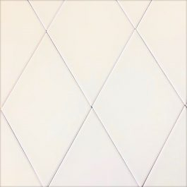 RHOMBUS WALL WHITE